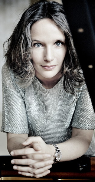 Interview with pianist Hélène Grimaud by Peter Schlueer