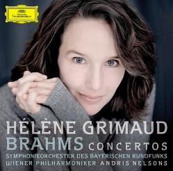 Hélène Grimaud Brahms Concertos